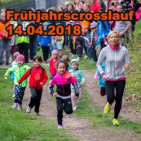 Frühjahrscrosslauf 2018
