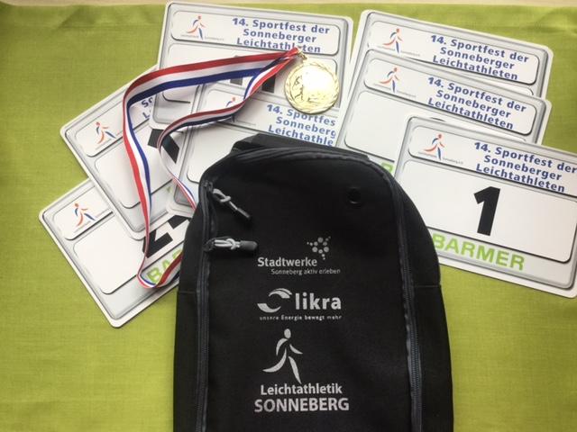 Bitte beachten: Meldeschluss zum 14. Sportfest der Sonneberger Leichtathleten