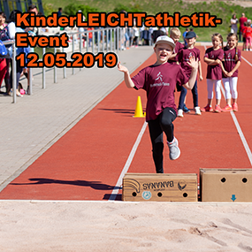 KinderLEICHTathletik-Event 2019